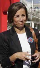 Ángeles Fernández-Ahúja, presidenta del PP gijonés.